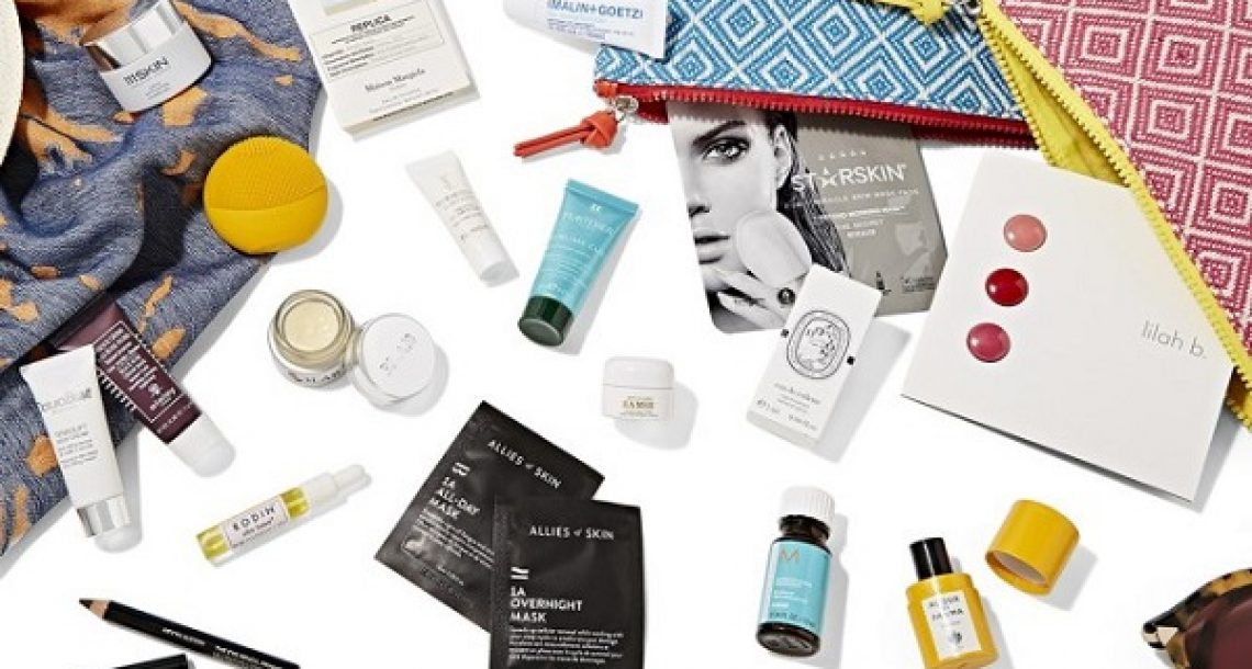 Luxe Beauty Swag Bag Sweepstakes