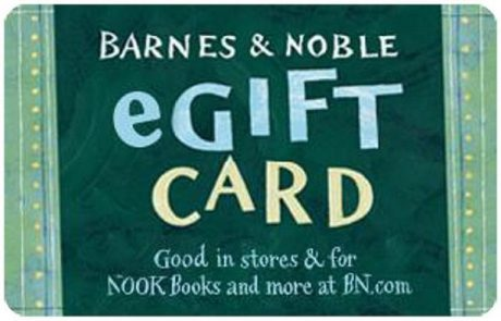 $250 Barnes And Noble Gift Card Sweepstakes