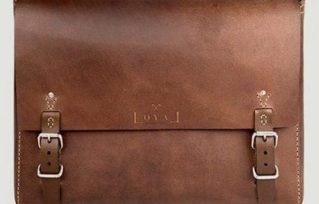 Goodstead Ethical Leather Satchel Sweepstakes