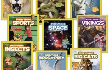 National Geographic Kid's Books Sweepstakes