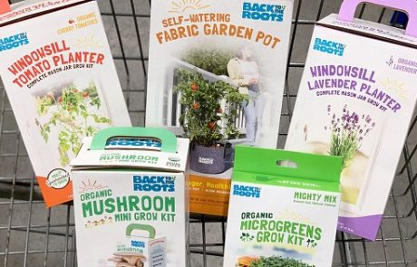 Free Back to the Roots Growing Kits For Kids
