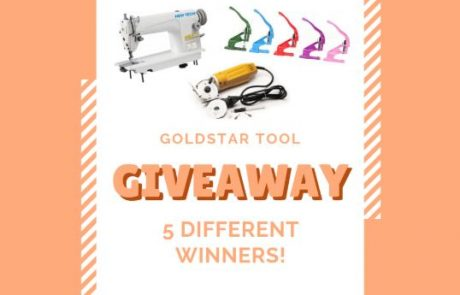 Industrial Sewing Machine Sweepstakes