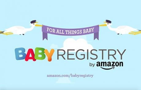 The Amazon Baby Registry: A New Mom's Best Friend